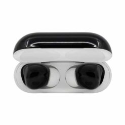 Switch Painted Apple Airpods Black
